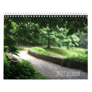 Nature Around the World 2019 Calendar
