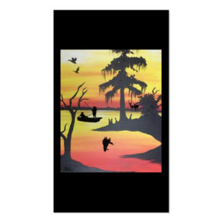 Nature at it's Best Double-Sided Standard Business Cards (Pack Of 100)