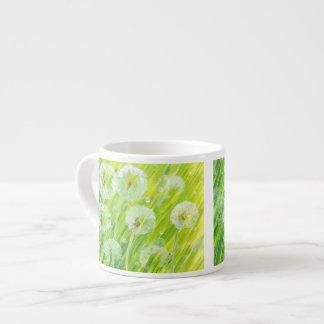 Nature background 2 espresso cup