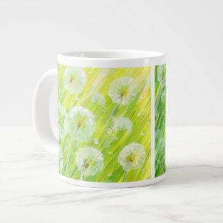 Nature background 2 large coffee mug