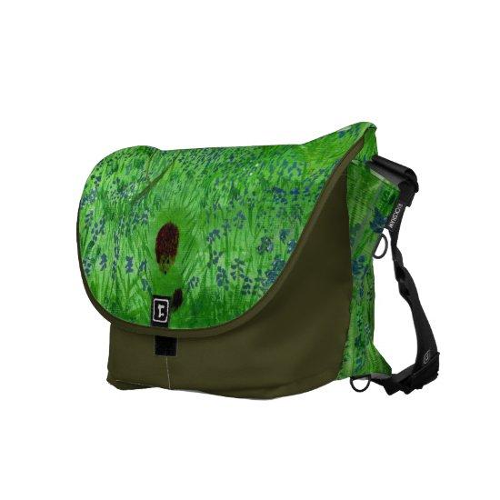 Nature Bag Bluebell Wood Hedgehog