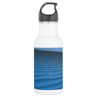 Nature Beach Blue Ocean Sands 18oz Water Bottle