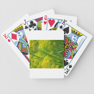 Nature Bicycle Playing Cards