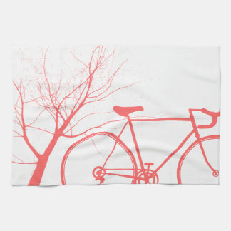 Nature Biking Hand Towel