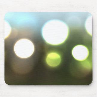 Nature Bokeh Blur Mouse Pad
