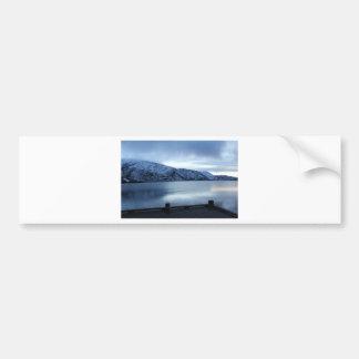 Nature Bumper Sticker