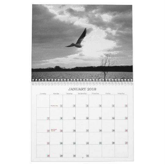 Nature calendar 2008