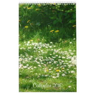 Nature Calendar 2010