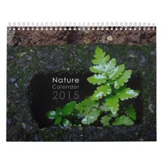 Nature Calendar 2015