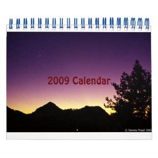 Nature Calendar - Customized