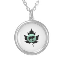 Nature Calls Silver Plated Necklace