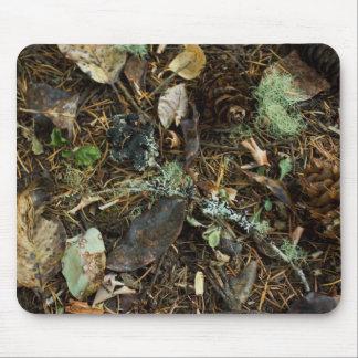 Nature Camo Mouse Pad