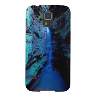 Nature Canyon Deep River Gorge Galaxy S5 Cases