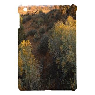 Nature Canyon Desert Brush Case For The iPad Mini