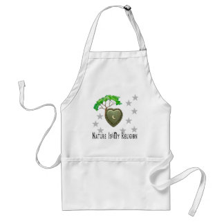 Nature Church Adult Apron
