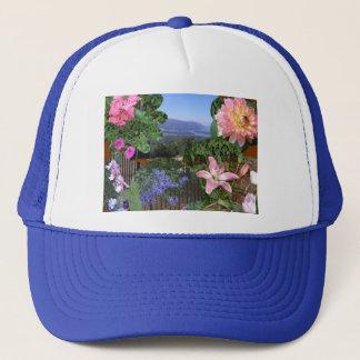 Nature Collage Trucker Hat