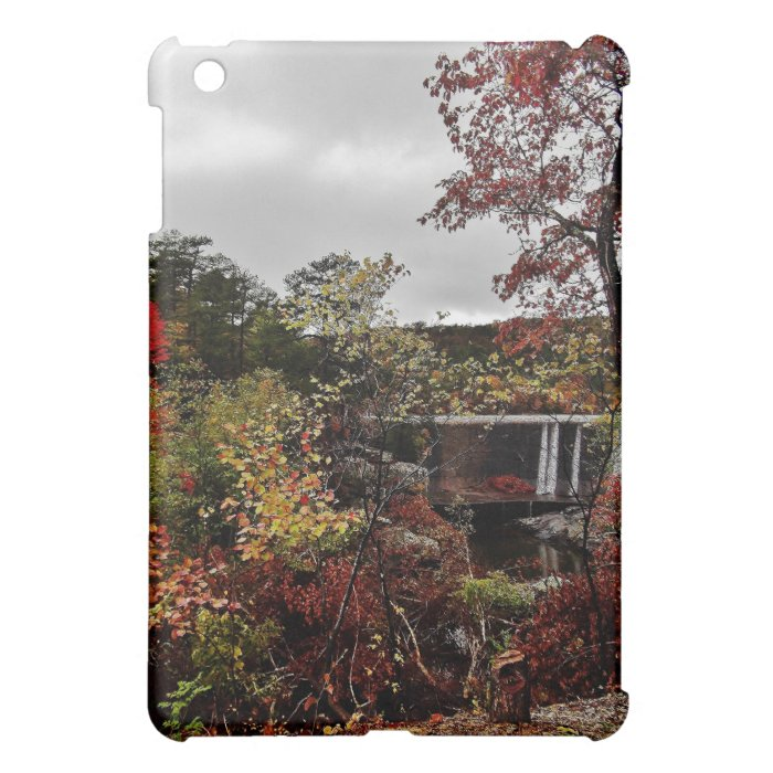 Nature Covered Technology Case For The iPad Mini