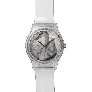 Nature Delights Swan Watch