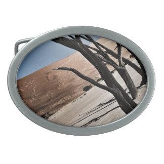 Nature desert belt buckle