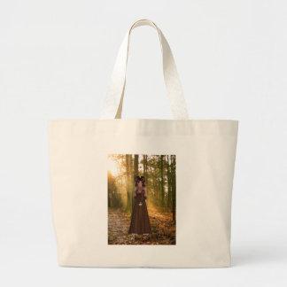 Nature Elf Canvas Bags