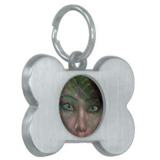 Nature Elf Pet Tag