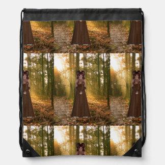 Nature Elf Cinch Bag