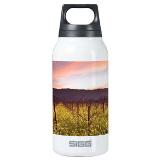 Nature Field Of Yellow SIGG Thermo 0.3L Insulated Bottle