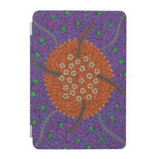 Nature Floats Floral And Leaves iPad Mini Cover