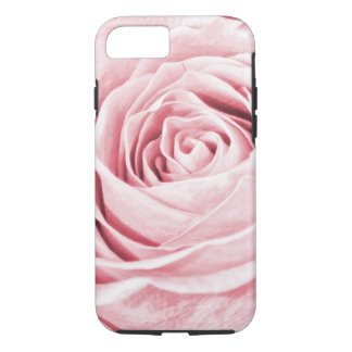Nature Floral Photo Dainty Girly Pink Rose iPhone 8/7 Case