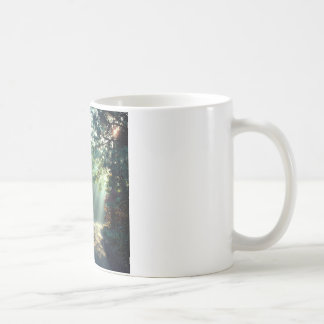 Nature Forces Light The End Of The Road Coffee Mug