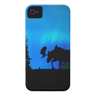 Nature Forces Night Phenomenon iPhone 4 Cases