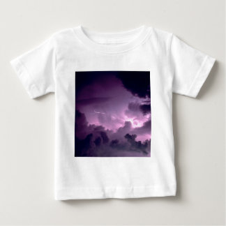 Nature Forces Stormy Weather Baby T-Shirt