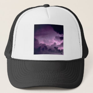 Nature Forces Stormy Weather Trucker Hat