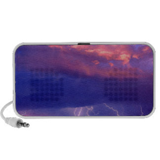 Nature Forces Striking In The Distance Notebook Speaker