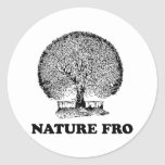 NATURE FRO STICKERS