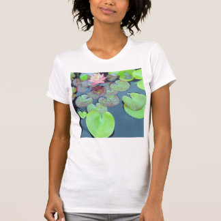 Nature - Frog on a Lily Pad T-Shirt