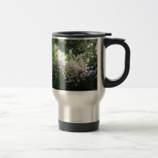 Nature Garden Flower CherryHill NewJersy NVN668 FU Mugs