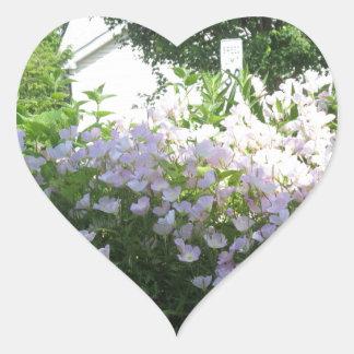 Nature Garden Flower CherryHill NewJersy NVN668 FU Stickers