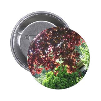 Nature Garden Green NewJersey USA NVN671 GIFTS FUN Pinback Button