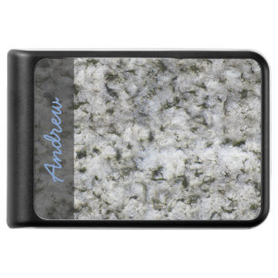 Nature Geology White Rock Texture any Text Power Bank
