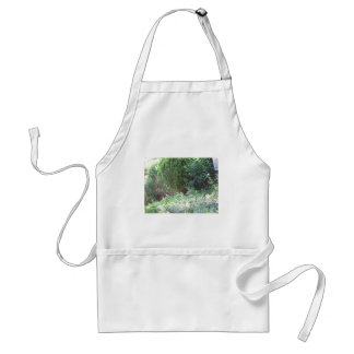 Nature Green Garden Wild NVN672 gifts environment Adult Apron