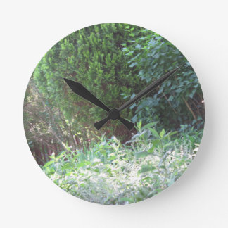 Nature Green Garden Wild NVN672 gifts environment Wall Clock