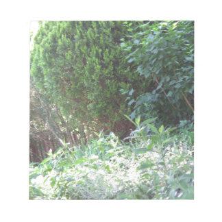 Nature Green Garden Wild NVN672 gifts environment Notepad