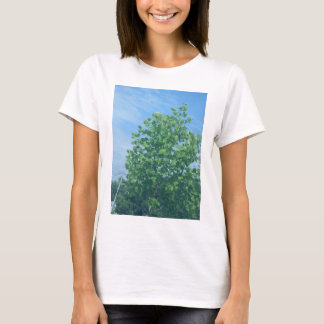 Nature Green Tree Environment Cause NVN674 GIFTS F T-Shirt
