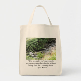 Nature Grocery Bag