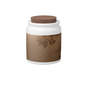Nature Images Candy Jars