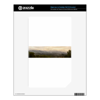 Nature Images Decals For The NOOK Color