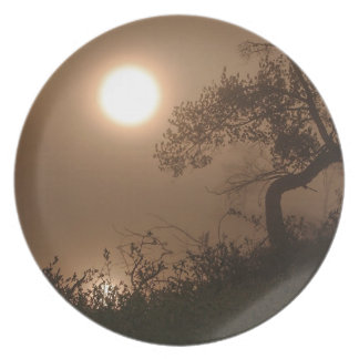 Nature Images Dinner Plate