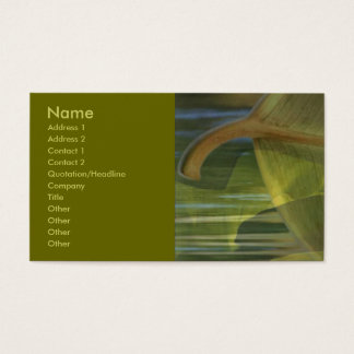 Nature In Balance Business Card