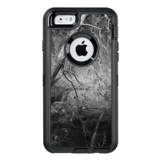 NATURE IN BLACK AND WHITE OtterBox DEFENDER iPhone CASE